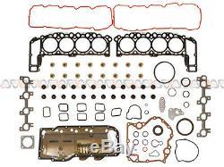 04-07 Dodge Dakota Durango Ram Chrysler Jeep 4.7L Overhaul Engine Rebuild Kit