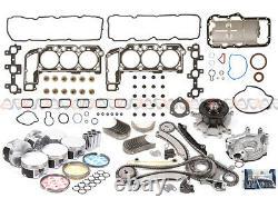 05-12 Jeep Liberty Dodge Durango Dakota 3.7L Engine Rebuilding Kit K Graphite