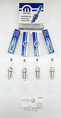 09-13 Ram 1500 2500 3500 Challenger Charger 300 5.7l Hemi Spark Plugs Mopar Oem