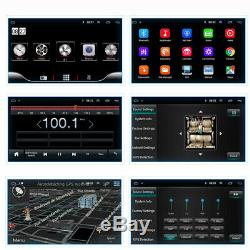 10.1'' 1DIN Android 9.1 WiFi/3G/4G Bluetooth GPS USB Car Stereo Radio MP5 Player