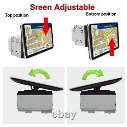 10.1 360° Rotation 2 Din Android 9.1 Car Multimedia Radio GPS Navi Player 1+16G