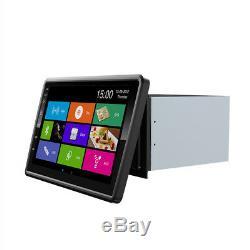 10.1 Android 8.1 Octa Core 2 DIN GPS Navi Car Stereo Radio CD DVD Bluetooth GPS