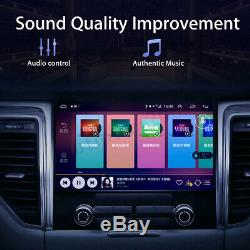 10.1'' Android 8.1 bluetooth 2Din Touch Car Stereo Radio WiFi MP5 FM Player GPS
