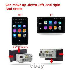 10.1 Android 9.1 Double 2Din Car Stereo Radio GPS Wifi OBD2 Mirror Link Player