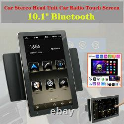 10.1 Android Bluetooth Car Stereo Head Unit Car Radio Touch Screen GPS Dash Kit