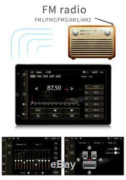 10.1 Bluetooth Car Stereo Head Unit Car Radio Touch Screen Navigation Dash Kit