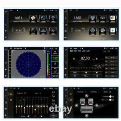 10.1 Screen Bluetooth Car Stereo Head Unit Radio Android 9.1 Navigation Dash