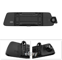 10 1080P Android GPS Navigation Car DVR Camera Recorder ADAS 4G WiFi BT Freemap