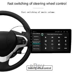 10 Inch Android 8.1 Bluetooth Car GPS Navigation Machine Car MP5 Player 12V