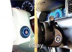 10PC Car Auto Alarm System Keyless Entry Engine Start Push Button Remote Starter