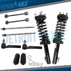 10pc Front Struts & Suspension kit for 2005-2010 Jeep Commander & Grand Cherokee