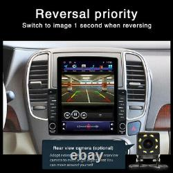 12V 1DIN 10.1 inch Android 9.1 HD Car Stereo Radio MP5 Player GPS Nav Dash Part