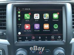 13-19 DODGE RAM GPS Navigation 8.4 4C NAV UAQ Radio Apple CarPlay & Android RA4