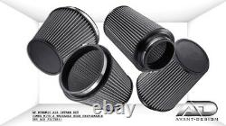 16-20 For JEEP GRAND CHEROKEE / DODGE DURANGO 3.6L 3.6 V6 AF DYNAMIC AIR INTAKE
