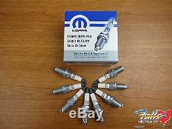 1999-2007 Set of 8 Chrysler Jeep Dodge 4.7 Liter V8 Champion Spark Plugs Mopar