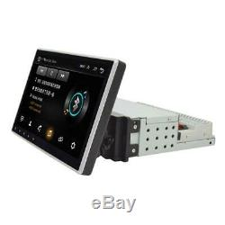 1Din Android 9.1 9 1080P Touch Screen Car Stereo Radio GPS Nav Wifi 3G 4G DAB