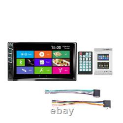 2 DIN 7 Android Car MP5 MP3 Player USB FM Bluetooth Touch Screen Stereo Radio