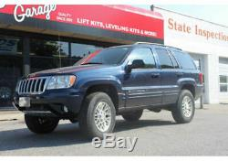2 Lift Kit with Shocks for Jeep Grand Cherokee WJ 99-04