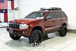 2007 Jeep Grand Cherokee Limited LIFTED 4X4