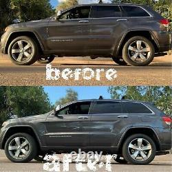 2011-2015 Jeep GRAND CHEROKEE LIFT KIT OVERLAND SUMMIT TRAILHAWK QUADRALIFT
