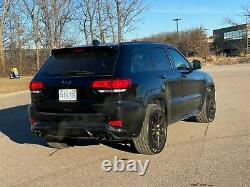 2018 Jeep Grand Cherokee Trackhawk SUPERCHARGED 4WD
