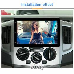 2DIN 10.1 Rotatable Android9.1 Touch Screen Quad Car Stereo Radio GPS Wifi Unit