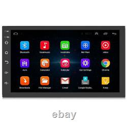 2DIN Android 8.1 Car Radio GPS Bluetooth Audio Stereo Car Multimedia MP5 Player