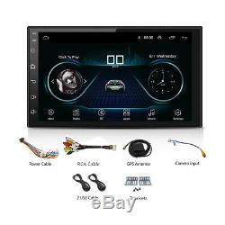 2Din Android 8.1 1080P Stereo Radio GPS Head Unit 1GB RAM 16GB ROM Wifi 3G 4G