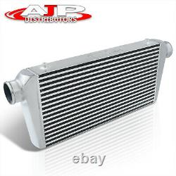 31x11.75x3 DIY Universal B&P Core Front Mount Turbo Intercooler FMIC Polished