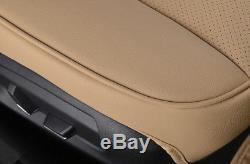 3x Car Seat Covers Mat Pad Full Set-Driver&Passenger BottomRear Row Of Benches