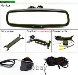 4.3 Auto Dimming TFT LCD Rear View Mirror Monitor with Rear Camera Night vision