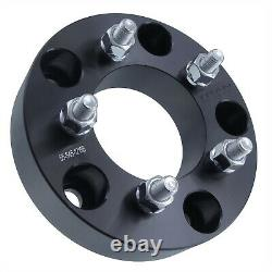 (4) 5x127 to 5x114.3 Wheel Adapters 25mm 1 5x5 to 5x4.5 1/2 Studs