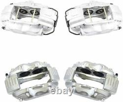 (4) SRT8 Brembo Replacement Front & Rear Brake Calipers Dodge Challenger Charger
