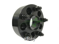 4 Wheel Adapters 5x4.5 To 5x5 2 Inch Adapts Jeep Jk Wheel On Tj Yj Kk Sj Xj Mj