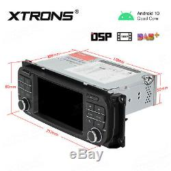 5 Android 10.0 Car GPS Radio Stereo DSP 4-Core Wifi For Jeep Wrangler Liberty