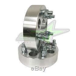 5x4.5 To 5x4.75 Wheel Adapters Spacers 1 Inch Thick 5x114.3 To 5x120 + 20 Lugs