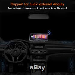7.84 Touch 4G ADAS Android 5.1 Car GPS Nav WIFI Bluetooth DVR Camera Recorder