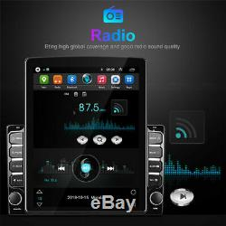 9.7'' Android 9.1 1DIN Car Stereo Radio GPS MP5 Wifi FM Bluetooth Hotspot 1+16G
