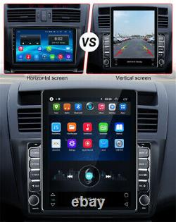 9.7 Android 9.1 2Din Quad-core Car Stereo Radio GPS Wifi OBD Mirror Link Player