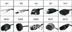 9005 H11 5202 LED Headlight Fog Light for Chevy Silverado 1500 2500 HD 2007-2019