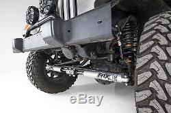 97-2006 Jeep Wrangler TJ/LJ 84-2001 Cherokee XJ BDS Fox Dual Steering Stabilizer