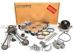 99-03 Dodge Durango Dakota Ram Jeep Cherokee 4.7L SOHC Engine Rebuild Kit VIN N