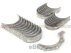 99-07 Dodge Ram Chrysler Jeep 4.7L Pistons Engine Bearings&Rings Set VIN N J P