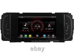 Android 10 Car GPS Radio Stereo head unit For Jeep Dodge Chrysler / Carplay