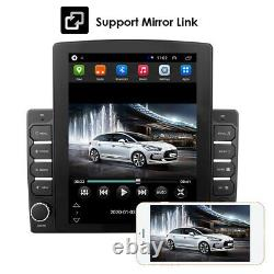 Android 9.1 Car Stereo GPS Navigation Radio Player 1Din WIFI Hotspot 1+16G 9.7