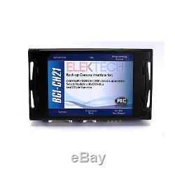 BCI-CH21 Navigation & Back-up Camera Unlock Interface for Chrysler/Dodge/Jeep