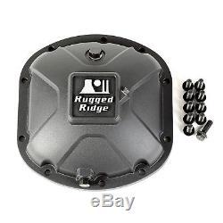 Boulder Aluminum Differential Cover Dana 30 16595.13 JK TJ XJ YJ Jeep Wrangler