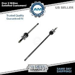 Brand New Front CV Axle Shaft Assembly For Grand Cherokee 99-04 Pair Set