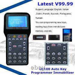 CK-100 CK100 Auto Key Programmer Universal Car key Match SBB Transponder V99.99