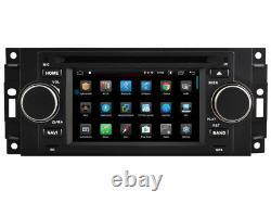 Car GPS Navigation Stereo Android 8.1 For Jeep Grand Cherokee/Dodge RAM/Chrysler